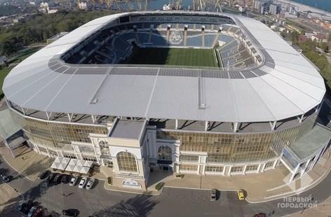 В Фонде гарантирования вкладов подписали договор о продаже стадиона «Черноморец»